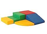 XL Softbausteine Treppen-Rampen-Set (5 Stück)