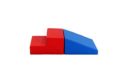 XL Softbausteine Riesenbausteine Schaumstoffbausteine Großbausteine 2 Stück
